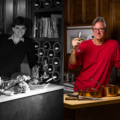 Food Over 50 host David Jackson, then and now